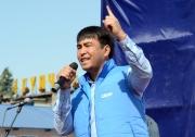 Жанар Акаев: СДПК – партия национального масштаба