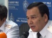Кашкар Джунушалиев официально отстранен от должности главы МВД