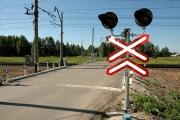 Легковушка столкнулась с поездом. Погибла женщина