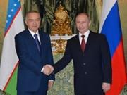 О чем говорили Путин с Каримовым?