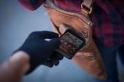 В контактах похищенного телефона действительно появились имена милицейских начальников