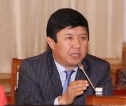 Заявление Кулматова об отставке поступило к премьер-министру, но еще не подписано