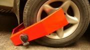 Пока в Бишкеке только 10 блокираторов колес, но скоро будет больше