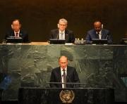 Выступление Путина на сессии в ООН расставило точки над «i» в вопросах соперничества мировых лидеров