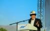 Что видит Сооронбай Жээнбеков за решением вопрос увеличения площадей орошаемых земель?