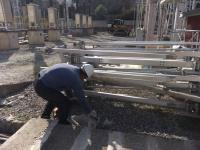 Энергетики готовят ГЭС и ТЭЦ Бишкека к зимнему максимуму нагрузок (фото)