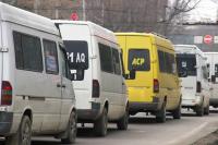 Работа маршрута № 283 в Бишкеке приостановлена мэрией
