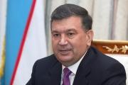 В Кыргызстан прибыл  Шавкат Мирзиёев
