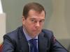 Алмазбек Атамбаев встретился с Дмитрием Медведевым