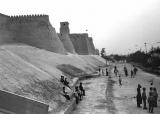 Стены старой Хивы #глазамифедорова