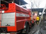 Пострадавших от пожара у «Таатана» нет