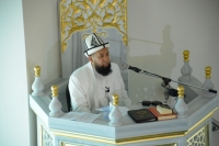 Глава ДУМК КР: Ифтар и Таравих намаз проводите дома, с семьей (видео)