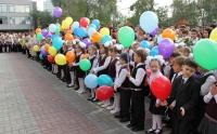Около 17 тысяч первоклассников пришли сегодня в школы в Бишкеке
