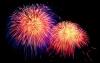 Ровно в полночь 31 декабря над Бишкеком прогремят два праздничных фейерверка