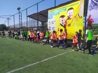 В Бишкеке прошел турнир по футболу среди воспитанников детдомов