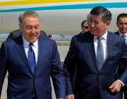 Нурсултан Назарбаев пожелал Сооронбаю Жээнбекову неиссякаемой энергии