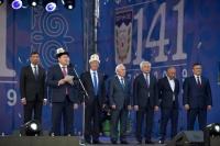 Бишкек отпраздновал свой 141-й День Рождения