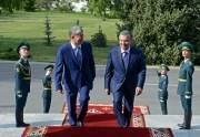 Завершился визит Мирзиёева в нашу страну