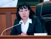 Асия Сасыкбаева опровергла слухи о борьбе за пост омбудсмена