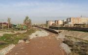 В реку Аламедин выбрасывают иловые отходы