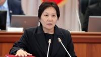 Динара Сагинбаева вновь вышла на работу несмотря на домашний арест