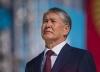 Атамбаев принял Постпреда ПРООН в Кыргызстане, завершившего свою миссию