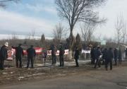 Аксыйцы попросили сторонников задержанного Чотонова прекратить митинг