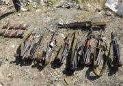 Задержана банда, похитившая со склада охранного агентства 22 единицы оружия