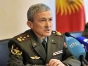 Исполняющим обязанности министра обороны назначен Замир Суеркулов