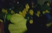 Сотни таджикских мигрантов попыталась взять штурмом торговый центр в России