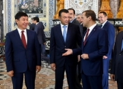 На заседании Совета глав правительств приняли участие все 11 стран, включая Украину