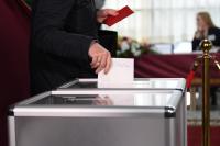 В Бишкеке самые низкие показатели явки избирателей на референдуме