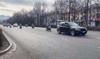 Репетиция инаугурации президента вызвала возмущение у бишкекчан (видео)