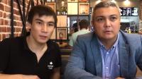 Артур Цветков извинился перед кыргызстанцем (видео)