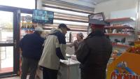 На Иссык-Куле милиция объединилась с народными дружинами