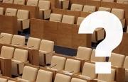 Социал-демократы чаще всех отсутствуют  на заседаниях парламента