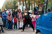 Завтра! Не пропустите – Международный Фестиваль Уличных Театров 2017
