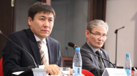 Делегация Министерства образования находится с рабочим визитом в России