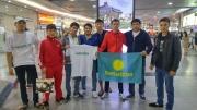 «Кыргызстан»: Кыргызстанцы в Кореи поддерживают номер 14!