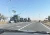 На границе с Казахстаном появилась военная техника