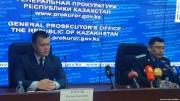 В РК завершилось следствие в отношении члена Союза журналистов Тохтара Тулешова