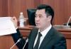 Садыру Жапарову сегодня вынесут приговор