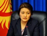 Сариева рассказала Атамбаеву о реформах, направленных на прозрачность финансирования учебных заведений