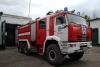 В милиции объяснили, почему не пропустили пожарную машину