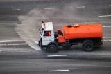В Бишкеке начали мыть дороги