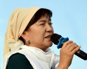 Айнуру Алтыбаева: СДПК выступает за гармоничное развитие граждан