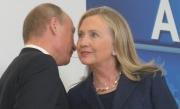 Хиллари Клинтон «наехала» на спецслужбы России