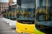 Мэрия закупит новые автобусы на 50 млн долларов