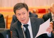 Аскарбек Шадиев официально вступил в должность первого вице-премьера