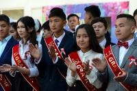 На тестировании «Алтын тамга» свои знания подтвердили 78 выпускников